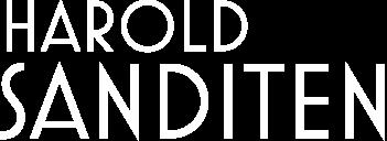 Website Of Harold Sanditen